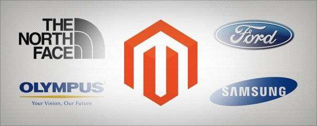 top brands using Magento