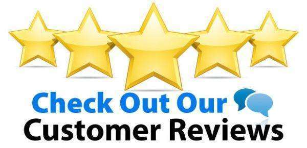 Customer review benefits