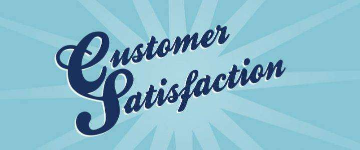 earning customer satisfaction