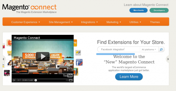 where to find Magento themes