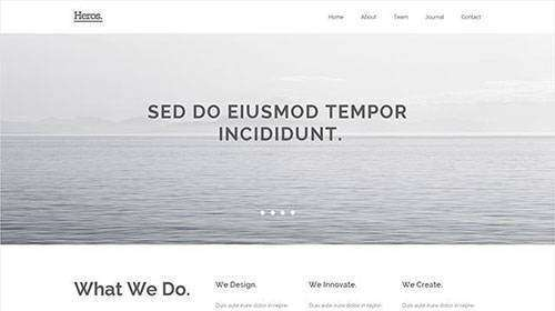 website templates themes