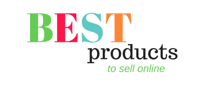 here are the best products to sell online