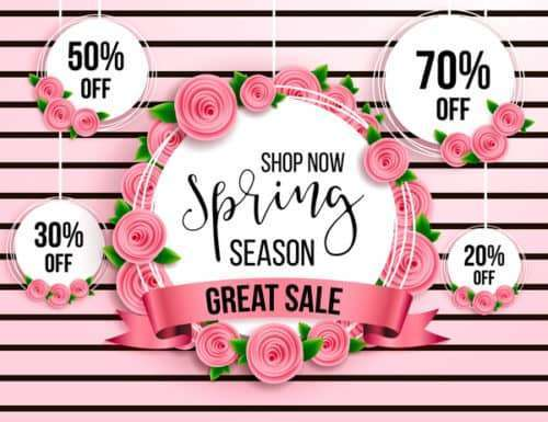 seasonal sales and ecommerce