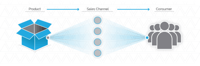 ecommerce saleas channels