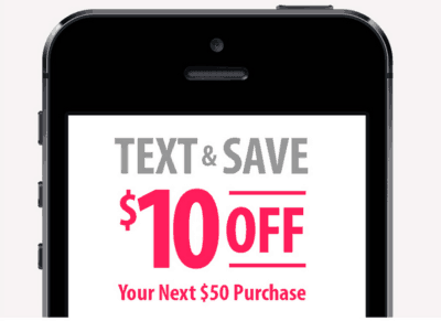 sms text promotion